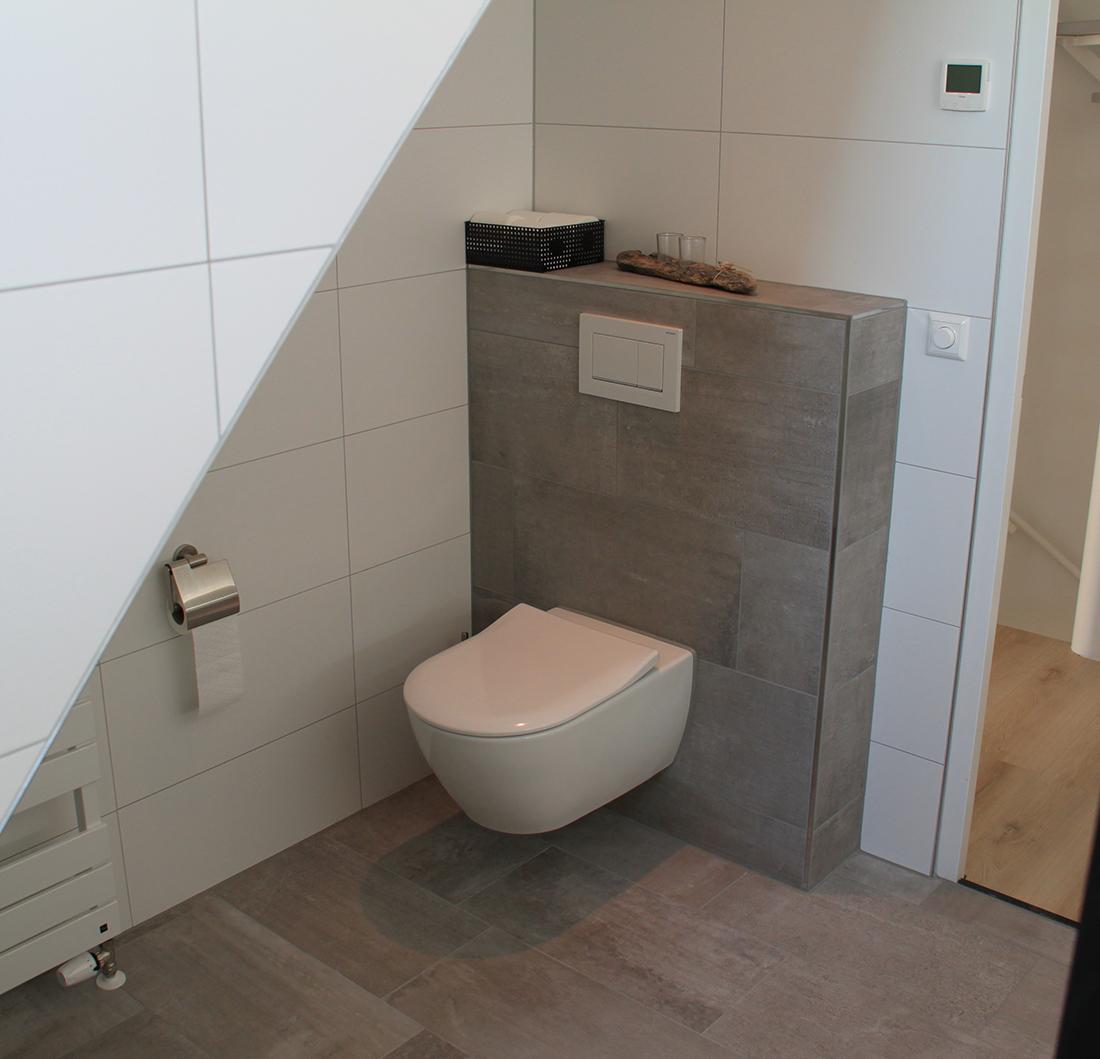 Badkamer renovatie IJsselstein